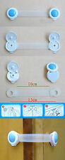 Toddler Baby Child Drawer Cabinet Cupboard Door Fridge Safety Locks Equipment
