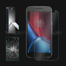 Premium Tempered Glass Screen Protector Film for Motorola Moto G4 Plus XT1644