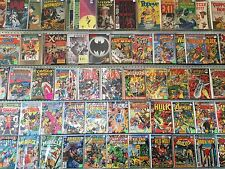 COMIC BOOK LOT OF 25 MARVEL DC INDY SUPERMAN BATMAN X-MEN DEADPOOL NO DUPLICATES
