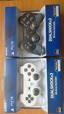 Brand New Official White Black Sony PS3 Wireless Dualshock 3 Controller Charger