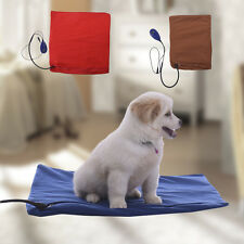 Dog Cat Pet Waterproof Electric Heated Heat Heating Heater Pad Mat Blanket Bed