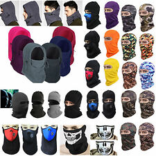 Best Motorcycle Balaclava Neck Winter Ski Bike Cycling Face Mask Cap Hat Cover