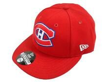 Authentic New Era 5950 59Fifty Low Profile NHL Baseball Cap - Montreal Canadiens