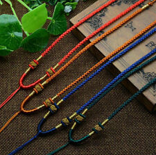 3PCS rope Wholesale New pendants rope exquisite hand-woven lanyard many lines