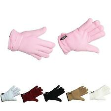 New Ladies Thinsulate Lined Thermal Winter Warmth Ski Walking Polar Fleece Glove