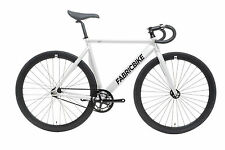 Fabric Bike Air+ - bike fixie grey, gear fixed, frame aluminium, 8.3 kg apro