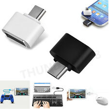 2Pcs Micro USB To USB 2.0 Adapter Mini OTG 5 Pin Converter For Android Adapter