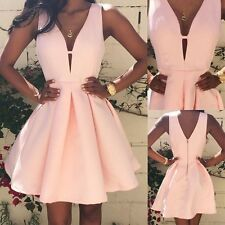 Elegant Homecoming Dress Sexy Cocktail Dress Deep V Neck Short Prom Ball Gown
