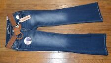 Wallflower The Luscious Curvy Fit Bootcut Jean with Braided Belt Juniors Jeans