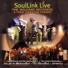 SoulLink Live:The Williams Brothers & Their Superstar Friends by The Williams Br