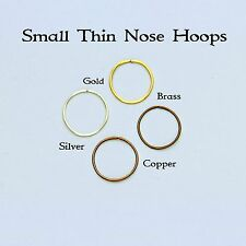 Nose Rings, Nose Jewelry, Nose Ring Hoop, Nose Hoops, Nose Jewellery, Nose Rings
