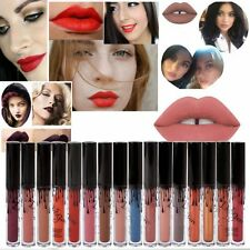 Long Lasting Waterproof Makeup Liquid Lip Gloss Matte Lipstick Lip Pen Beauty
