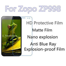 3pcs For ZOPO ZP998 HD Clear/Matte/Nano Explosion/Anti Blue Ray Screen Protector