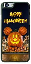 Happy Halloween Mickey Mouse shape Pumpkin Phone Case for iPhone Samsung HTC LG