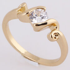 Fashion Jewelry mens rings wedding crystal womens rings ring size 7 8 9 love