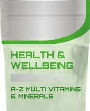 A-Z Multi Vitamins and Minerals - trial pack, 30/120 Tablets