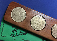 1911 Birthday Gift Present Aussie Two-Up game set other penny years available