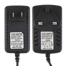 AC 100-240V to DC 12V 2A Power Supply Adapter Charger Converter LED Strip KG