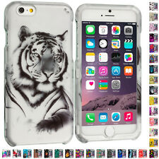 For Apple iPhone 6 (4.7) Hard Design Protective Snap-On Case Cover Accessory