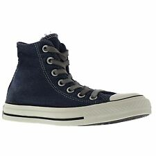 Converse Chuck Taylor Hi Navy Womens Trainers