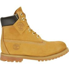 Timberland 6 Inch Premium 100361 W Wheat Leather Womens Boots