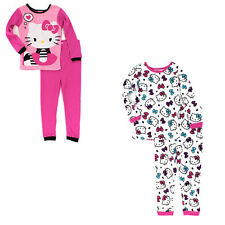 Hello Kitty Girls Thermal Underwear Set HKC09 HKC10 (Little Kid/Big Kid)