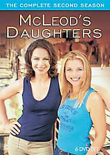 McLeods Daughters - The Complete Second Season (DVD, 2007, 6-Disc Set)