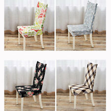 Chair Cover Strechable Dining Home Hotel Wedding Party Universal Slipcovers