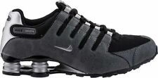 Nike Shox NZ SI Plus (GS) Black Silver Youth Kids Shoes 317929-029 Size 6Y-6.5Y