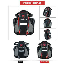 Waterproof Mountain Bicycle Double Pannier Bag Saddle Back Seat Bag 2 Bottle Bag