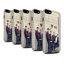 The Vamps Matte Tough Case/Cover for Apple iPhone 7 /The Vamps Secret Diary