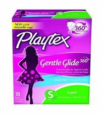Huge Lot Feminine products  -Playtex Super Plus, Super, Kotex Super, Always