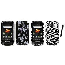 For Samsung Transform Ultra M930 Design Snap-On Hard Case Phone Cover Stylus Pen