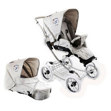 baby stroller 3 in 1 Royal shock absorber High-view Portable Pushchair&Bassinet