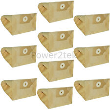 10 x 2B, NVM-2BH Vacuum Bags for Numatic EVR370 George GVE370 Hoover UK