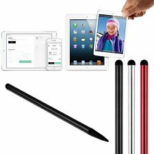 Resistive Capacitive Touch Screen Pen Stylus For iPhone Samsung Phones Tab iPad