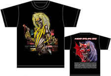 IRON MAIDEN Killers,Maiden England Tour 2013 RARE Official Licensed HQ T-shirt
