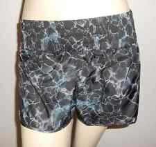 NWT Theory 38 Black Multi HYE Shorts Shard Print ~ Size SMALL or MEDIUM $95