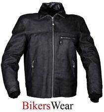 Furygan New Texas Outlast Black Leather Motorcycle Jacket all sizes available