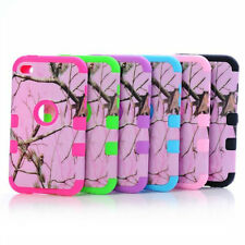 DELUXE 3 PIECE HARD SKIN COVER CASE FOR IPOD TOUCH 4 G TH GEN +PROTECTOR+STYLUS