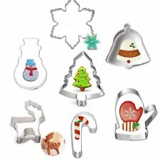 Cake Decoration Cookie Cutter Stainless Steel Tool Biscuit Baking Mold