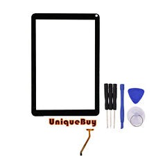 "8"" Touch Digitizer for NuVision TM800A510L HD Tablet PC Glass Screen Panel Lens"