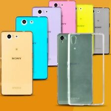 Ultraslim Cover for Sony Xperia Series Case Protective Cover Silicone Bag Thin