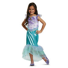 Disney Princess Girls Ariel Special Classic Halloween Costume - Child Size