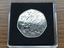 Rare-50p-Coins Circulated & Brilliant Uncirculated