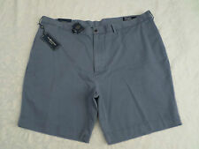 POLO RALPH LAUREN BIG&TALL CHINO SHORTS MENS CLASSIC FIT SIZE 44T GREY COLOR NWT