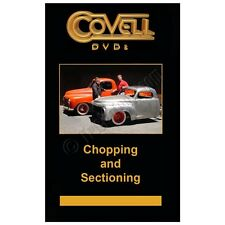 Ron Covell Chopping and Sectioning Metal Shaping DVD