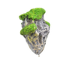 Various Aquarium Fish Tank Rock Plants Fish Cave Breeding Stone Aquatic Craft