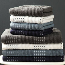 Private Collection Avoca 100% Cotton Bath Towels & Hand Towels 600gsm