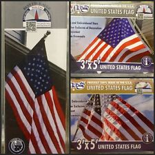 (3 STYLES AVAILABLE) Betsy Flags United States Flags